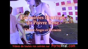 spy web cam at french intimate soiree camera.