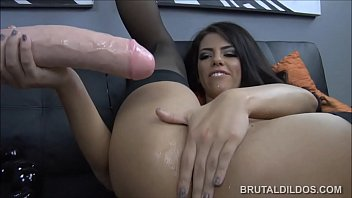 unbelievable adriana chechik ferocious shag stick.