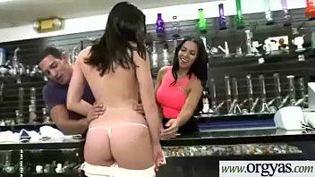 (Dylan Daniels&amp_Kymberlee Anne) Nasty Sluty Girl Fucks For Money video-06