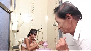 molten baby bathing and fuck-a-thon with parent in law