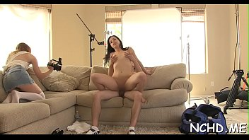 Concupiscent legal age teenager babes with nice bodies feel well at the casting
