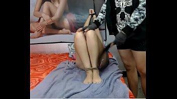 Teen Brutal Bondage Slave - mygagcam.com