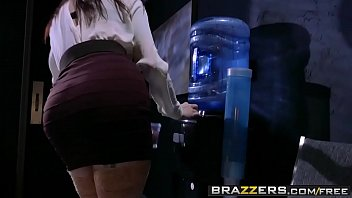 brazzers - meaty breasts at work - anna.