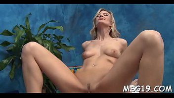 Sexy blonde girl gets her bald pussy plowed really hard