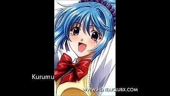 anime girls Top 32 cuteistsexy anime girls voted nude