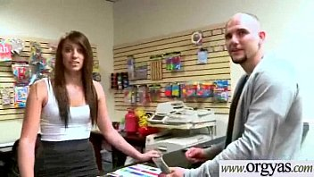Lots Of Cash For Nasty Wild Teen Girl To Bang On Tape clip-17
