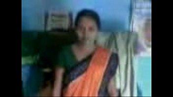 odisha aunty boob press by debar