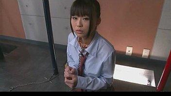 chika ishihara on a leash headfucked with oral job