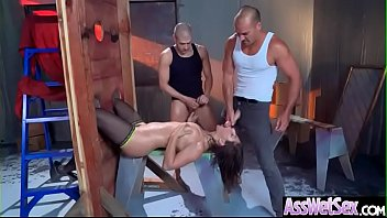 anal foray deep romp with monstrous lush rump.