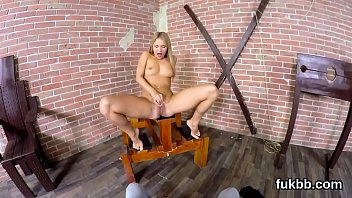 Horny kitten pleasures kitty and gets licked and penetrated in pov