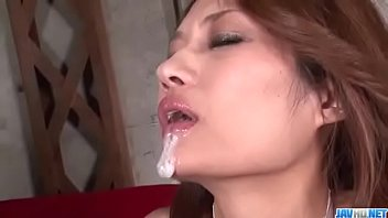 Riina Fujimoto moans with toys cracking both her holes - More at javhd.net