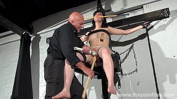 crossed restrict bondage boob tantalizes and sexual supremacy.