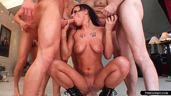 used hoe gets a insane mass ejaculation after.