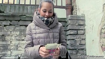 Public Hardcore Sex - Sexy young babes fucked outside in public 07