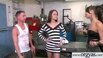 Lovely Girl (Kaci Lynn) Strip And Bang Hard In Sex Tape For Cash mov-20