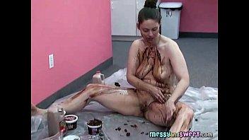 choco glaze for nude wifey