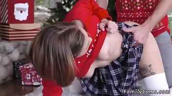 Cheerleader associate'_s daughter Heathenous Family Holiday Card