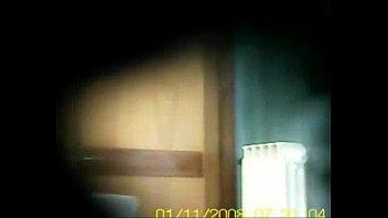 Enjoy my pregnant mom fully nude in bath room. Hidden cam