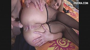 kelly wells deep-throated and anal penetration.