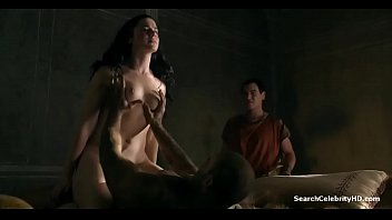 Jessica Grace Smith Spartacus Gods The Arena