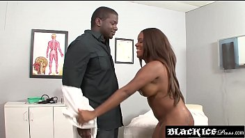 massive ass dark-hued candice nicole studied by her.