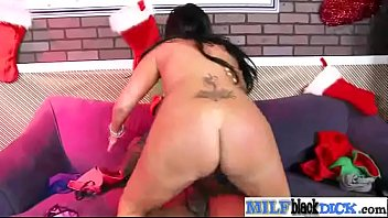 Slut Nasty Milf (sammy brooks) Ride Big Long Hard Black Cock Stud video-19