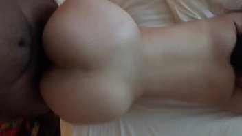 Singapore Chinese sg big ass gf moans as her Indian be fucks her