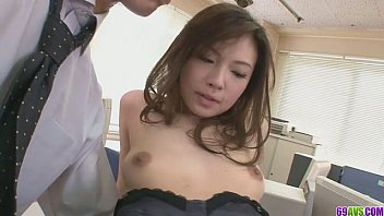 two folks pound and inner ejaculation aiko hirose.