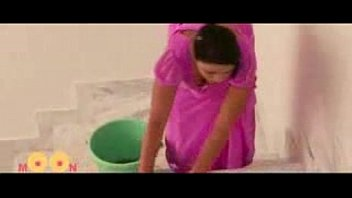 ot indian bhabhi bathing - manchali padosan -.