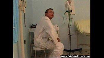 medic plumbing his patients cherry donk