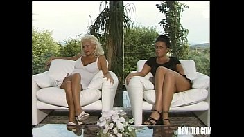 two german femmes gets drilled and.