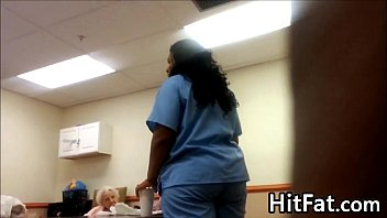 Old Folks Home Nurse With A Great Ass