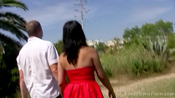 Lady In A Red Dress Loves To Fuck