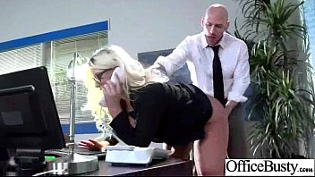 office buxomy lady julie money get screwed gonzo clamp-16