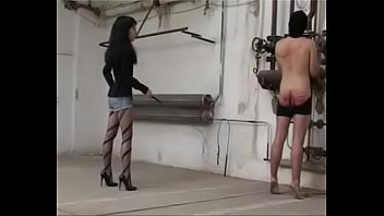 xhamstercom 4490609 lengthy caning and flagellating by two dominas