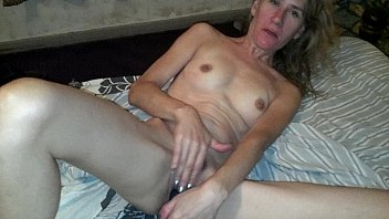 wifey faux-cocks both crevices