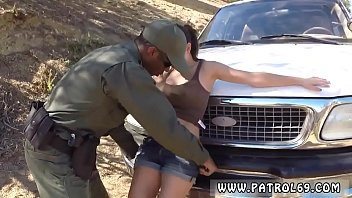 Police woman deepthroat and police woman lesbian Latina Babe Fucked