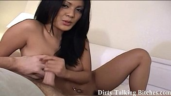 Have you ever had a POV blowjob from a hot Asian amateur JOI